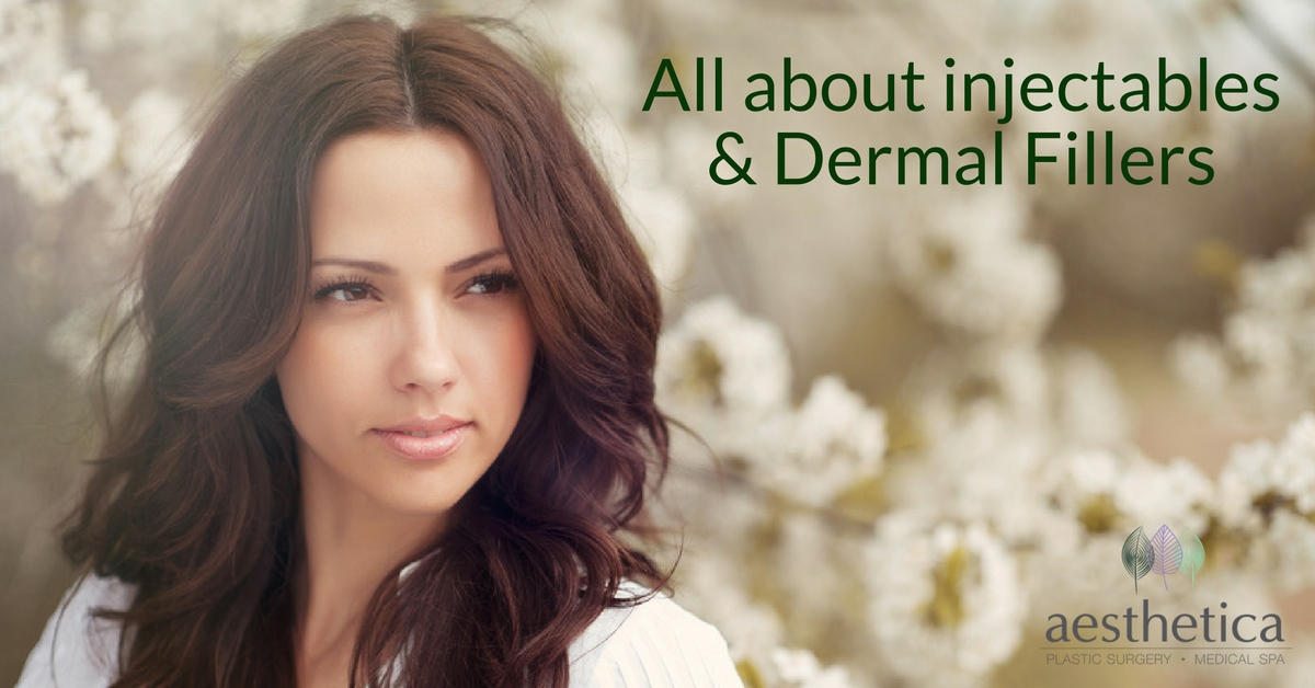 Injectables and dermal fillers at Aesthetica