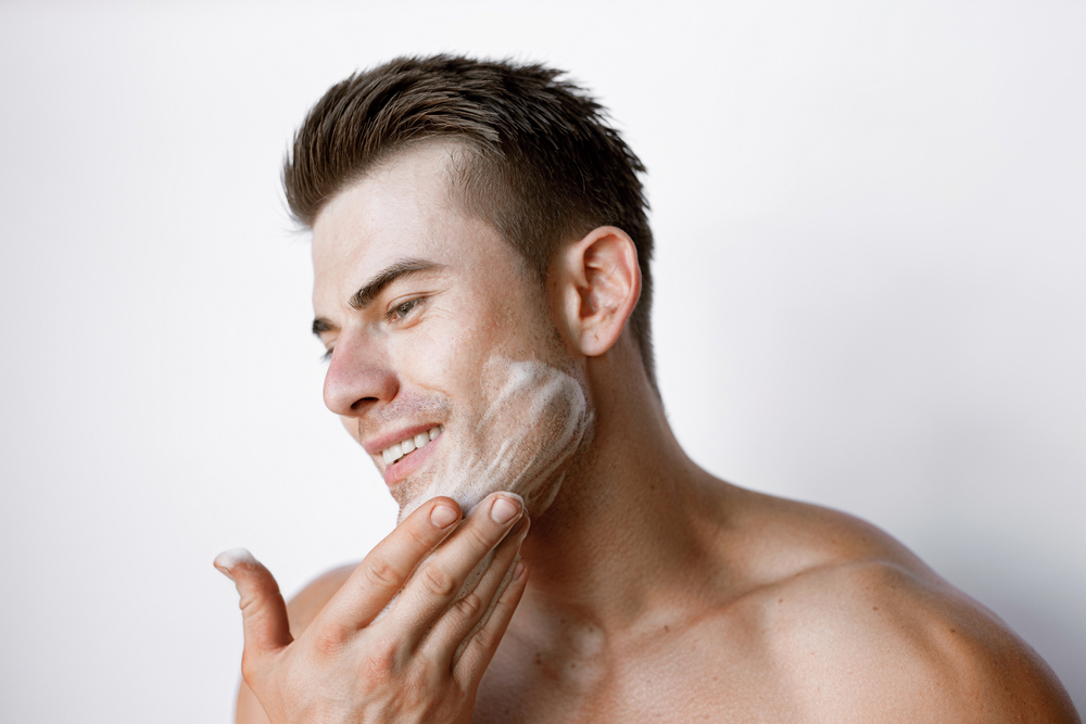 Best facial care products for men